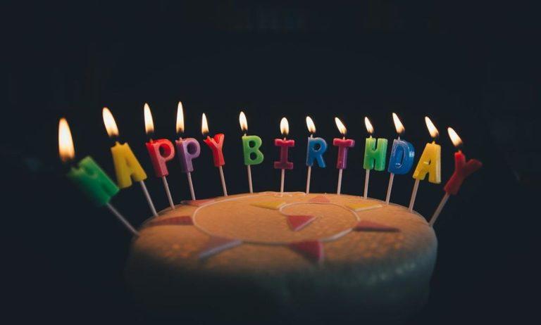 Co zrobić jeśli na torcie urodzinowym brakuje świeczki?